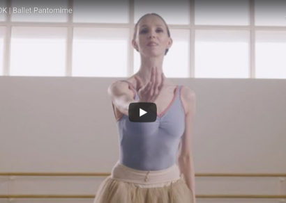 Learn Ballet Pantomime