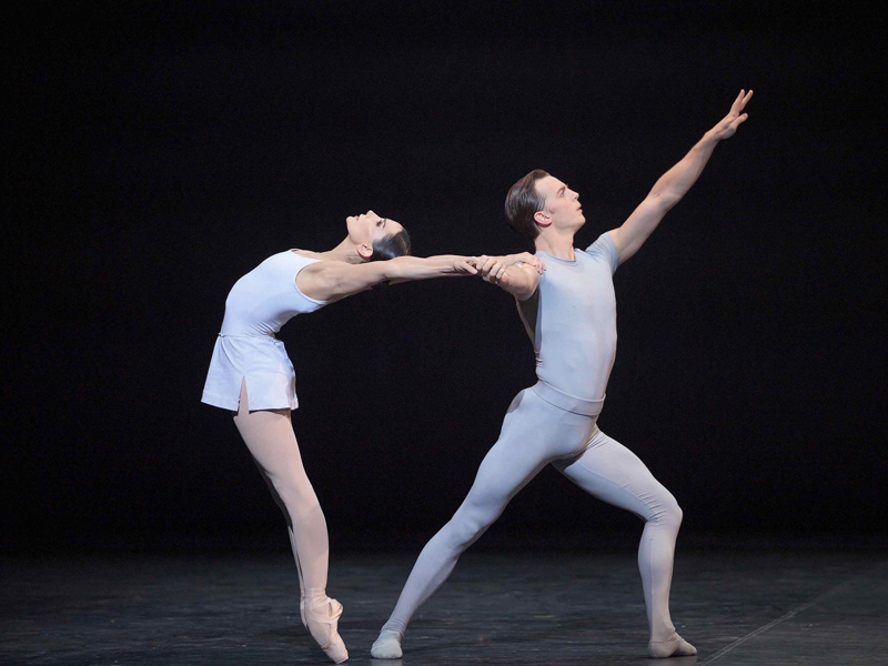 English National Ballet - Song of the Earth