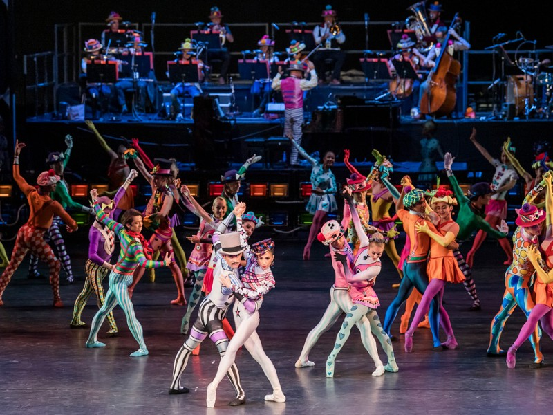 The Royal Ballet - Elite Syncopations