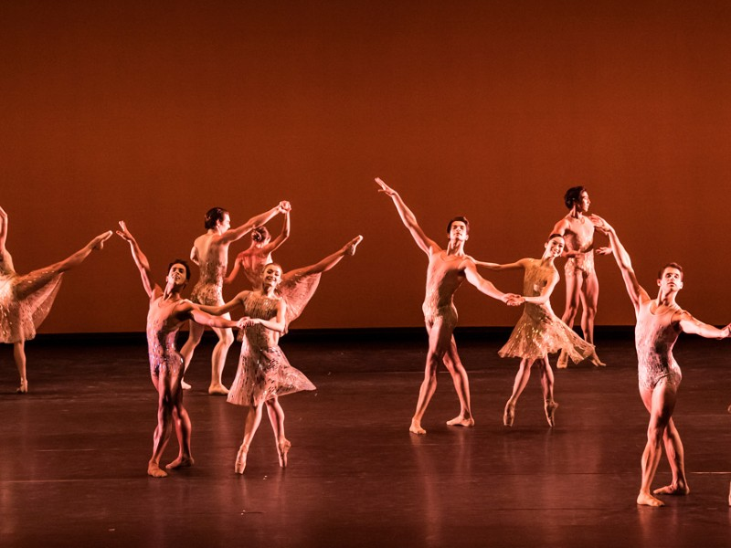 The Royal Ballet - Within the Golden Hour