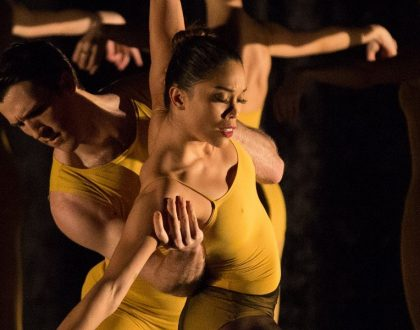 Boston Ballet Review: A Patchwork of Forsythe Parts