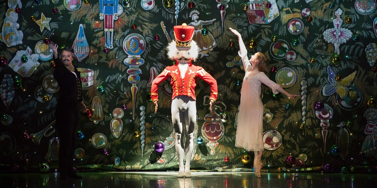 Nutcracker Online Performances 2020