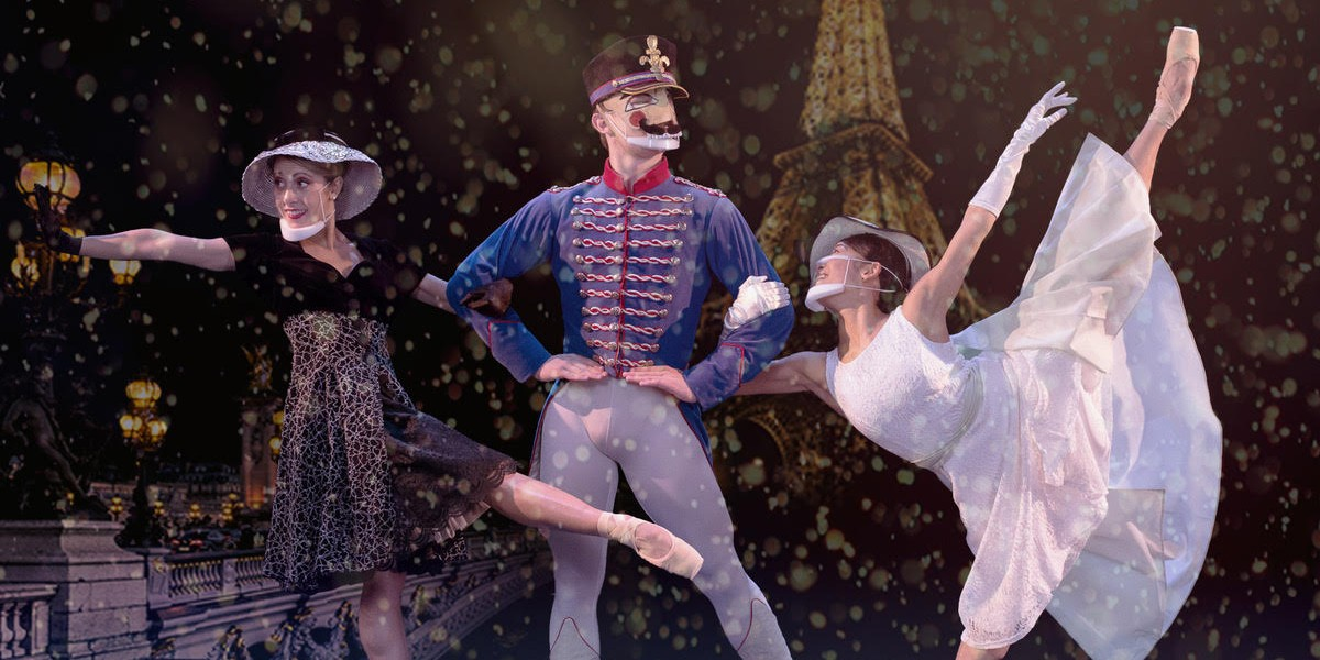 Tulsa Ballet Review - The Lost Nutcracker